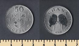 Ghana 50 Cedi 1999 - Ghana