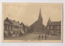 WASMES - Eglise De Wasmes  -  Colfontaine - Animée - Colfontaine