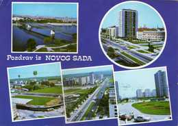 Stadion,Stadium,Stade,stade De Football,football Stadium.Novi Sad,Serbia 1980 - Stadiums