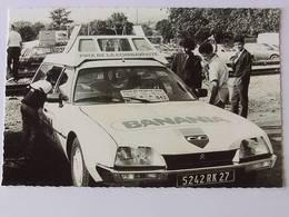 """Tour De France 1980 - Voiture Publicitaire """" Banania """" - Advertising"""