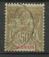 Reunion (1900) N 50 (o) - Reunion Island (1852-1975)