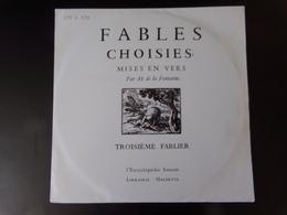 Fables Choisies De La Fontaine - Bambini