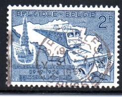 Belgique - N° 996 - 1956 - Used Stamps