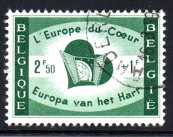 Belgique - N° 1091 - 1959 - Used Stamps