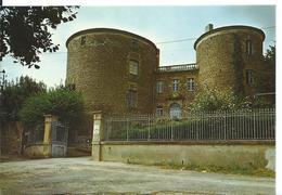 MONISTROL-SUR-LOIRE      ( HAUTE LOIRE )    LE CHÂTEAU - Monistrol Sur Loire