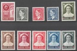 Belgie  .   OBP  .    908/917    .    **    .  Postfris  .   /   .  Neuf SANS Charniere - Unused Stamps