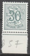 Belgie  .   OBP  .   1027 C .  16 Tandjes        .    **    .  Postfris  .   /   .  Neuf SANS Charniere - Unused Stamps