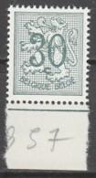 Belgie  .   OBP  .   1027 C .  16 Tandjes        .    **    .  Postfris  .   /   .  Neuf SANS Charniere - Nuovi