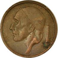 Monnaie, Belgique, 20 Centimes, 1959, TTB, Bronze, KM:146 - 01. 20 Centimes