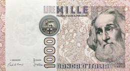 Italy 1.000 Lire, P-109a (6.1.1982) - UNC - 1000 Lire