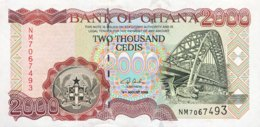 Ghana 2.000 Cedis, P-33h (4.8.2003) - About Uncirculated - Ghana