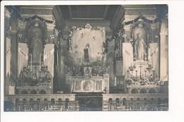 Carte Photo Souvenir Du Triduum De La Bse Thérèse De L'enfant Jésus Juin 1923 Carmel De Châlon ( Sur Saône ) Je Pense - Chalon Sur Saone