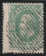 Belgie     .      OBP    .    30   Stempel !     .     O        Gebruikt   .   /   .   Oblitéré - 1869-1883 Leopold II