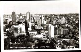 Cp São Paulo Brasilien, Vista Aerea - Autres