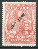 Equateur   -   Yvert N° 97 *    - Ava 29301 - Equateur