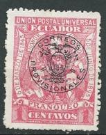 Equateur   -   Yvert N° 105 *    - Ava 29302 - Equateur