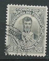 Equateur   -   Yvert N°   167  Oblitéré      - Ava 29306 - Equateur