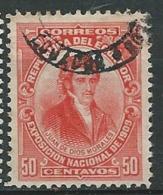 Equateur   -   Yvert N°   168 Oblitéré      - Ava 293011 - Equateur