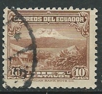 Equateur   -   Yvert N°   310 Oblitéré      - Ava 293015 - Equateur