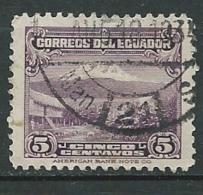 Equateur   -   Yvert N°   304 Oblitéré      - Ava 293018 - Equateur