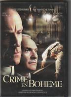 "DVD  SHERLOCK HOLMES  Crime En Boheme       ' TTB  état "" - Polizieschi"
