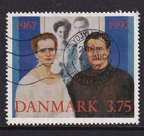 Denmark 1992, Minr 1031 Vfu - Usati