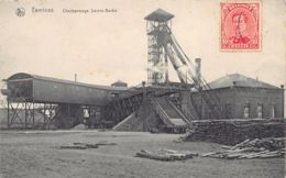 TAMINES Namur - Charbonnage Sainte-Barbe - Ed. De Royer-Goffart. - Belgique