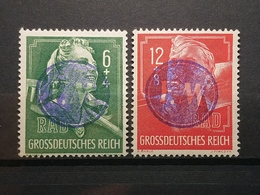 Deutsche Lokalausgabe Fredersdorf Mi-Nr. F 894-895 ** MH Postfrisch Mit Falz - Germania
