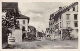 Langenthal (BE) Haupstrasse - BE Berne