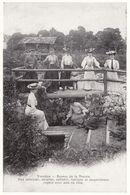 Yverdon Swiss Little House On The Prairie Minerals Postcard - Photographie