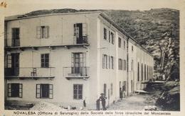 Cartolina - Novalesa - Officina Di Saluroglio - 1924 - Italie