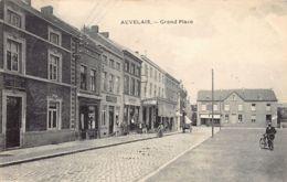 AUVELAIS (Namur) Grand Place - Belgique