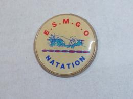 Pin's E.S.M.G.O. NATATION - Natation