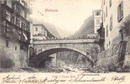 MORBEGNO (SO) Ponte E Fiume Bitto - Italie