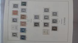 D72 Belle Collecton Oblitéré De France Dont Bonnes Petites Valeurs. A Saisir !!! - Stamps