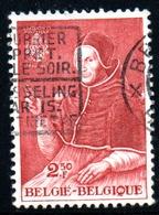 Belgique - N° 1109 - 1958 - Used Stamps