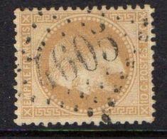FRANCE ( OBLITERATION LOSANGE ) GC 4605 Bennwihr Haut-Rhin  , COTE  52.50 EUROS , A SAISIR . - Marcophilie (Timbres Détachés)