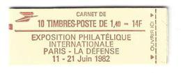 Carnet N° 2102 C 5 - Booklets