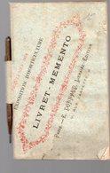 Paris 1876 / LIVRET-MEMENTO EXPOSITION DE L'HORTICULTURE (PPP22900) - Publicités