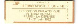 Carnet N° 2102 C 6 - Carnets