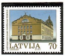 Latvia 2003 .   Church 2003 (Salvation Temple). 1v: 70.   Michel # 592 - Lettonie