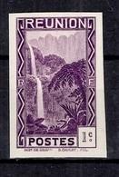 Réunion Maury N° 127 Non Dentelé Neuf ** MNH. TB. A Saisir! - Unused Stamps