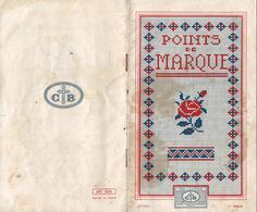 Points De Marque - Livret Avec 8 Modéles - Literature