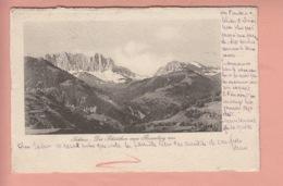 OUDE POSTKAART ZWITSERLAND - SCHWEIZ -    SCHIERS - FEST POSTKARTE TURNFEST 1913 - GR Grisons