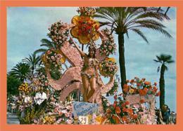A148 / 291 06 - NICE - Bataille De Fleurs - Nice