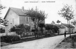VILLERSEXEL (Hte-Saône) -  7 CPA, éditeurs Divers. Bon état. 7 Scan. - France