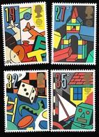 Great Britain. 1989 EUROPA Stamps - Children's Games. MNH - Nuovi