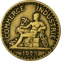 Monnaie, France, Chambre De Commerce, 2 Francs, 1923, Paris, TTB - France