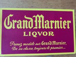 1 BUVARD GRAND MARNIER LIQVOR - Licores & Cervezas