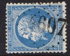FRANCE ( OBLITERATION LOSANGE ) GC 4607 Liepvre Haut-Rhin , COTE  30.00 EUROS , A SAISIR . - Marcophilie (Timbres Détachés)